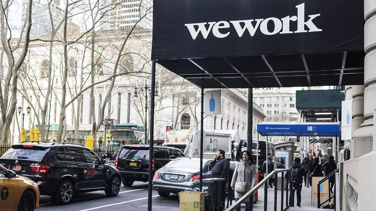 WEwork MarTech